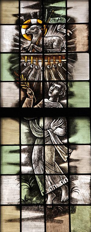 12. het eeuwig leven (rechts, het laatste artikel)