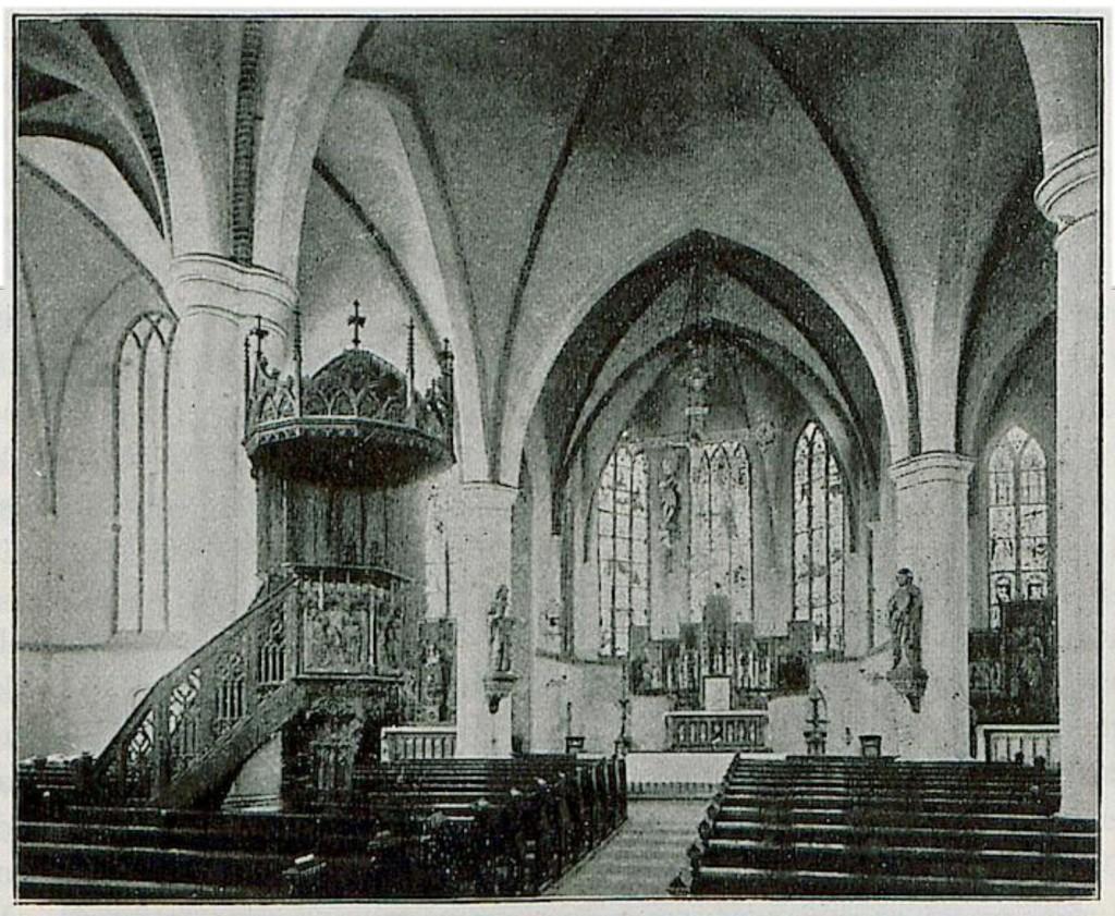 1886-1892 interieur bron zetschr alt christ kunst 1911 nr 11 unviv Hedelberg-e