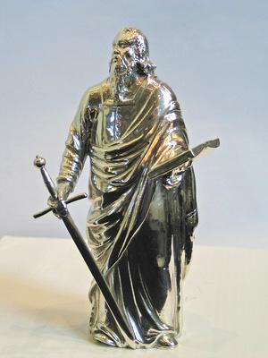 Paulus (20 cm) met zwaard