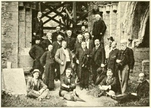1900 Sint-Bernulphusgilde - Gildereis Leuven-Villers-Brussel-e