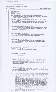 1983-11 Inventaris object Ziolverwer tabernakelbekroning inv170