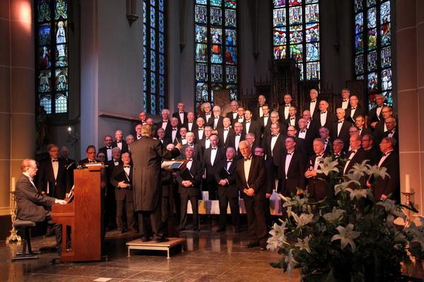 18 nov. 2012 Concert door Ulfts Mannenkoor - Slavisch Byzantijns deel