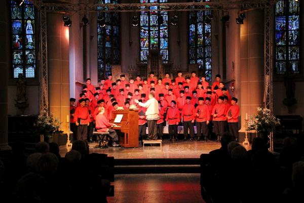18 nov. 2012 Concert door Ulfts Mannenkoor - Folkloristisch deel