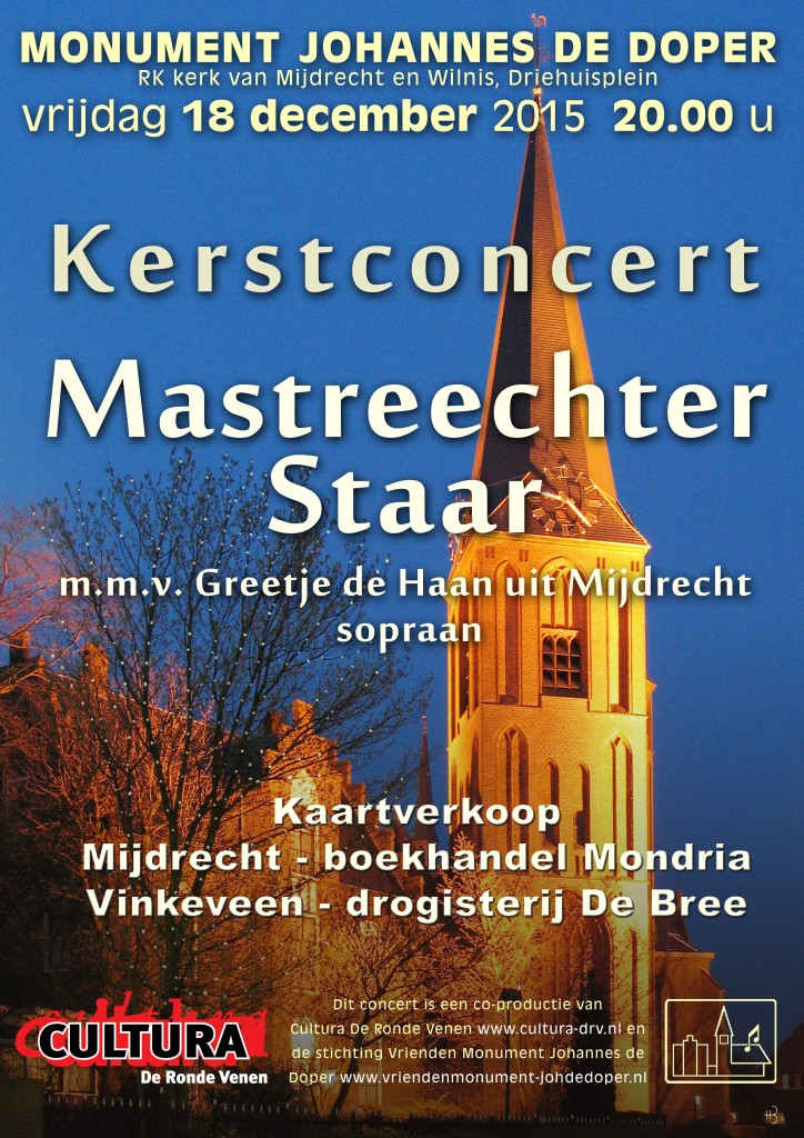 2014-12-18 Maastrichter Staar affiche V1