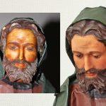 Kerstgroep 3424 herder middelbare leeftijd - voor en na restauratie-1516pix