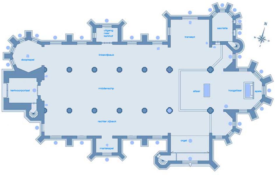plattegrond-rondgang-binnen